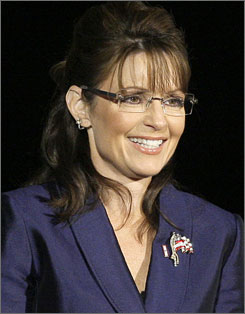 Gov. Sarah Palin's committee, SarahPac, is dedicated to supporting &quot;fresh ideas and candidates who share our vision for reform and innovation.&quot;