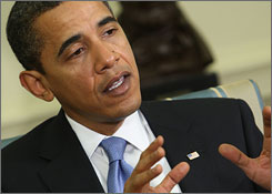 President  Obama says he wants to review how the Food and Drug Administration operates.