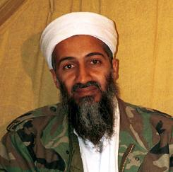 Osama bin Laden was last seen in the Tora Bora region of Afghanistan before he fled in 2001.
