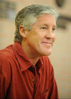 USC Trojans coach Pete Carroll is No. 1: He earns $4.4 million a year.