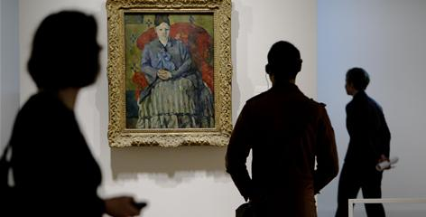 The Philadelphia Museum of Art unveiled its Cezanne and Beyond exhibition last month. The museum plans to cut 30 jobs because of a 26% drop in its endowment.