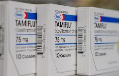Swine flu is susceptible to Tamiflu and Relenza, but Harvard researchers warn that widespread use of the antivirals would risk creating a resistant strain of the flu and make it difficult to halt its spread.