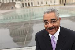 Barry Rand, 64, who grew up in segregated Washington, is back as an agent of change. Service to others was an important part of his upbringing, he says.