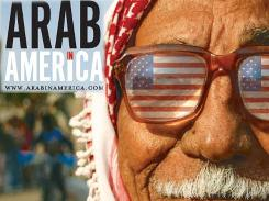 A promotion image for 'Arab in America,' which earned filmmaker Nabil Abou-Harb $25,000 as the top choice of 150 submitted in the One Nation film contest.