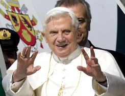 The seven-day pilgrimage is Pope Benedict XVI's first trip as pontiff to Africa, the fastest-growing region for the Roman Catholic Church.