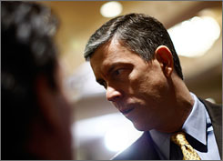 Education Secretary Arne Duncan told attendees at the annual meeting of the U.S Conference of Mayors in Washington on Tuesday that urban mayors must take control of their school systems.