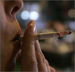 The Senate could take up its version of this tobacco bill later this month. The White House supports the legislation, a shift from the Bush administration which threatened to veto a House-passed measure last year.