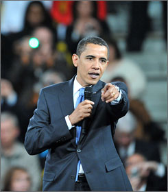 In his opening remarks, Obama underscored the importance of the relationship between Europe and America.