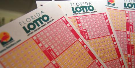 Lottery sales in Florida are down 7% for the past year. 