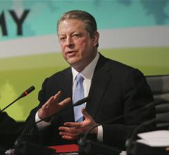 Al Gore is backing &quot;induced ploripotent&quot; stem cells, an alternative to embryonic stem cells that the former vice president says is &quot;filled with promise and hope.&quot;