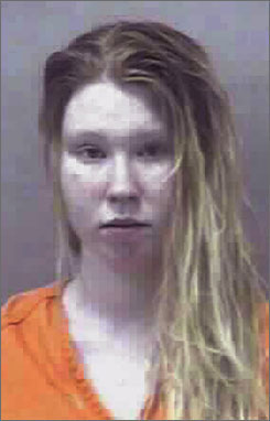 Rebecca Sue Taylor of Charleston, W.V., allegedly tried to sell her baby son to another woman, police say.