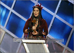 A Supreme Court ruling Tuesday that upholds a prohibilition of expletive outbursts on broadcast originated with a case over an appearance by Cher at the 2002 Fox Billboard Music Awards show in Las Vegas.