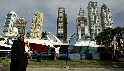 The Dubai International Boat Show, held in March, is the Middle East?s largest boat show.
