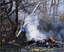 Pilot in Buffalo-area crash struggled to learn aircraft system
