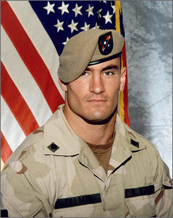 The parents of slain Army Ranger and NFL star player Pat Tillman want a review of the record of Lt. Gen. Stanley McChrystal. Tillman's father has charged that McChrystal covered up circumstances of Tillman's 2004 death while Defense Secretary Robert Gates says an investigation uncovered no wrongdoing.