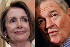Former Rep. Kit Bond, R-Mo., told the 'Today' show on Friday that he believed House Speaker Nancy Pelosi, D-Calif., was aware that waterboarding was being used on U.S. detainees back in 2003.