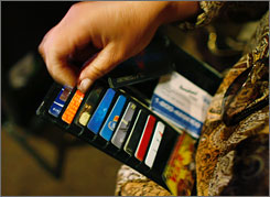 The Senate has cleared the way for a final vote on barring credit card companies from arbitrarily raising fees.