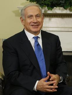 palestinian, benjamin netanyahu