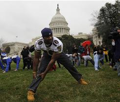 Washington, D.C., has been rated the fittest metro area in the USA.