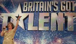 One British bookmaker offered 10-11 odds on YouTube sensation Susan Boyle to win the Britain's Got Talent final on Saturday.