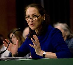 """The [FDA] can and should communicate with the public in a way that provides more clarity about the agency and its processes, not less,"" says new Commissioner Margaret Hamburg."