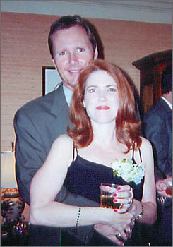 Anne and Michael Harris were the only two Americans on the list of named passengers aboard Air France Flight 447.