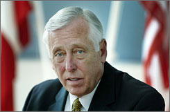 House Majority Leader Steny Hoyer, the No. 2 Democrat in the House, said there's little support for the idea, which Obama floated Wednesday in a letter to two senators.