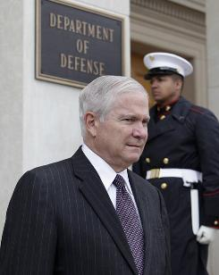 Defense Secretary Robert Gates announced in 2007 a plan to add 65,000 soldiers to the Army for a total of 547,000 by 2012. The Army now has 548,655 soldiers, records show.