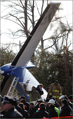 Two officials have announced they'll host meetings in the coming days to explore boosting inspections and pilot training at regional airlines. The move was promped by February's fatal crash of a regional airplane in Clarence Center, N.Y., outside Buffalo.