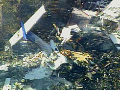 Continental Connection Flight 3407 crashed into a house near Buffalo on Feb. 12, killing 50 people.