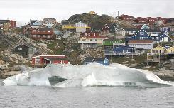 Ilulissat, Greenland: U.S. coastal cities, including New York and Boston, could face a rise in sea level by 12 to 20 inches this century that would exceed forecasts for the rest of the planet if Greenland's ice sheet keeps melting as fast as it is now, researchers said in May.