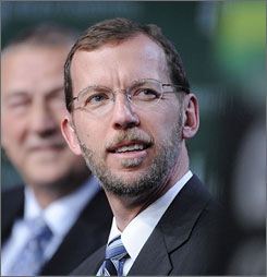 "Congressional Budget Office Director Douglas Elmendorf called an overhaul of the health care system in the U.S. ""challenging."""