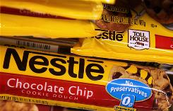 Nestle voluntarily recalled its Toll House refrigerated cookie dough products starting last week.