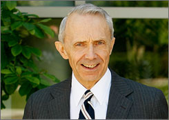 Monday marks Justice David Souter's last day on the Supreme Court. Here, he leaves Georgetown University Law Center in Washington after making a speech on May 20.