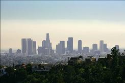 Los Angeles saw its biggest annual increase since 2002.