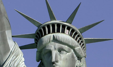 The Statue of Liberty's crown will open Saturday to small groups. Visitors will be screen and escorted by a park ranger.