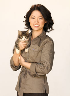 Veterinarian Karen Sueda, of Animal Planet's Housecat Housecall, says nocturnal yowls occur most often with cats that have not been spayed or neutered.