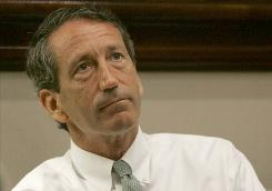 """South Carolina Gov. Mark Sanford's spiritual adviser Cubby Culbertson cannot say for sure whether any love survives between Sanford and his wife, but he would counsel them to stay together. """"I've seen God change hearts in ways that they can't imagine,"""" he said."""