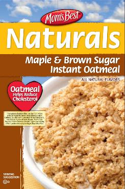Malt-O-Meal Company is voluntarily recalling Maple and Brown Sugar Instant Oatmeal and Maple and Brown Sugar Instant Oatmeal packets  because they may contain tainted instant non-fat dry milk.