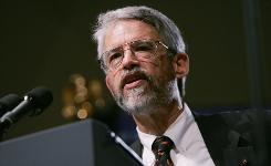 "Dr. John Holdren, Obama's presidential science adviser, disagrees with those who say there won't be enough jobs in the sciences. ""More and more the challenges we face are going to require big infusions of science and technology to get solved,"" he says"