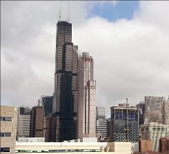 The Sear's Tower will be changing its name to the Willis Tower after London-based insurance broker Willis Group Holdings moves into the building. The building, once the tallest in the world, was built in the 1970s to house the offices of the then largest retailer in the world Sears, Roebuck & Co.