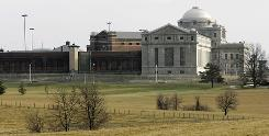 The penitentiary at Fort Leavenworth, Kan., pictured here, is being considered by the Obama administration as a possible site to hold Guantanamo's 229 detainees.