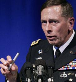 Gen. David Petraeus ranks as the top honoree for defense lobbyists' contributions for the first half of 2009.