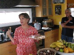 Former Floridians Jessica Moyal and husband Henri use Mexico's health care program to save money.