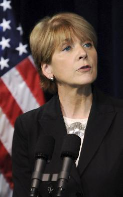 Massachusetts state Attorney General Martha Coakley announced that she will seek the Senate seat held by Sen. Edward Kennedy.