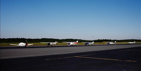 The 29 people with small planes at Virginia?s Stafford Regional Airport enjoy a federally subsidized airstrip and recently got a tax break from the county. The airport caters to private pilots and corporate traffic.