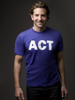 Bradley Cooper, 34. How you know him:The Hangover. Alzheimer's connection:A friend's mom, now deceased. Thoughts about it:&quot;I had no idea that Alzheimer's was fatal and was surprised to learn that it's not just an older person's disease. There are 200,000 Americans under the age of 65, some even in their 30s, 40 and 50s, living with younger-onset Alzheimer's. I hope that more people will take the time to learn more about the disease and support research now.&quot;