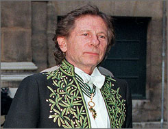 Director Roman Polanski, who fled the United States in 1978 after pleading guilty to unlawful sexual intercourse with an underage girl, could be extradited back to the United States following his arrest Saturday in Switzerland.