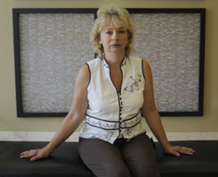 Debra Jones, of Holy Springs, N.C., had become addicted to prescription Percocet, which she was taking for rheumatoid arthritis, and had to seek substance abuse treatment. She's been clean two years.