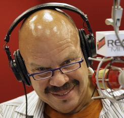 Radio personality Tom Joyner is seeking a posthumous pardon from the state of South Carolina for two of his uncles, black men executed in 1915 after being convicted of murdering an elderly veteran of the Confederate Army.